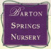 Barton Springs Nursery