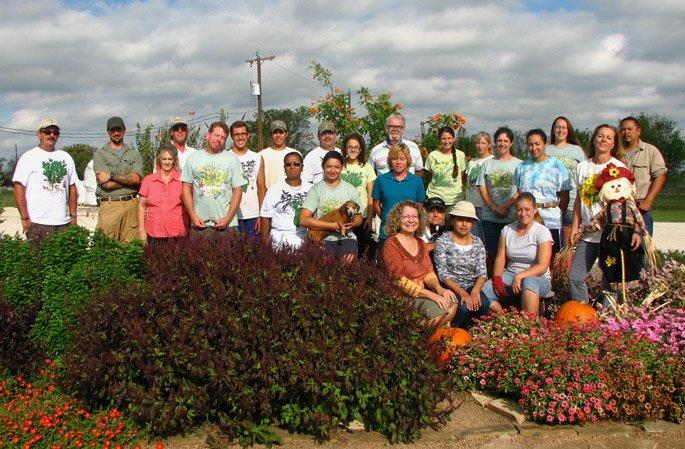 Nature's Herb Farm Staff